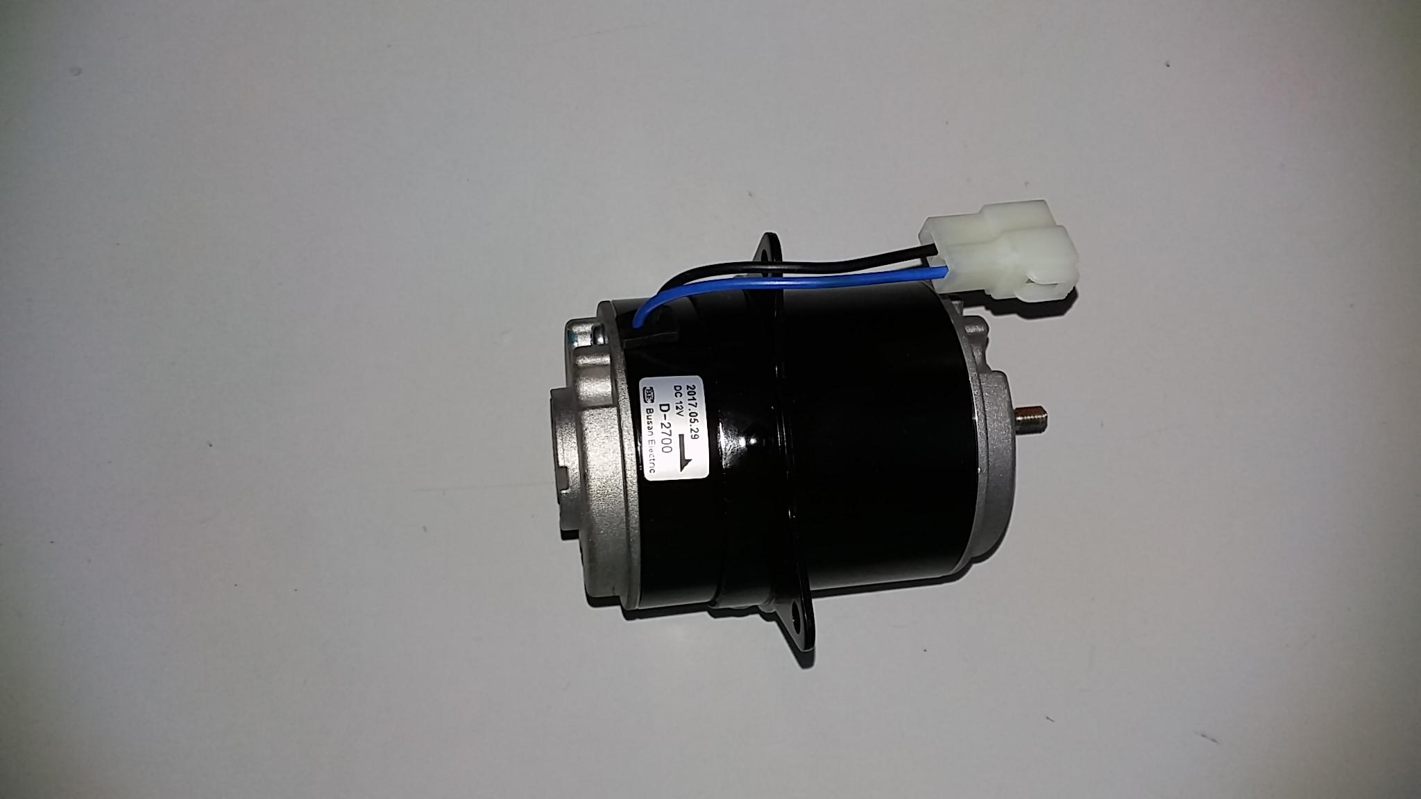 Motor Quạt thùng đông lạnh 12v -24v